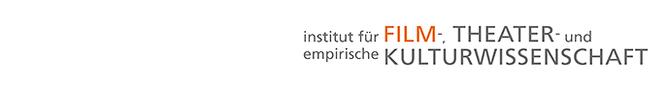 Institut für Film-, Theater- und empirische Kulturwissenschaft Medienkulturwissenschaft